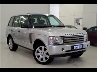 2003 LAND ROVER RANGE ROVER HSE L322 WAGON