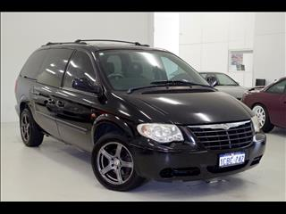 2005 CHRYSLER GRAND VOYAGER SE 4th Gen WAGON