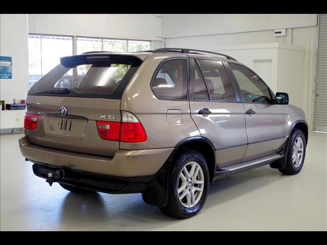 2005 BMW X5 D E53 WAGON