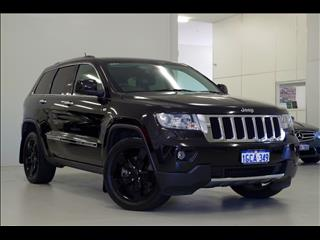 2012 JEEP GRAND CHEROKEE LIMITED WK WAGON