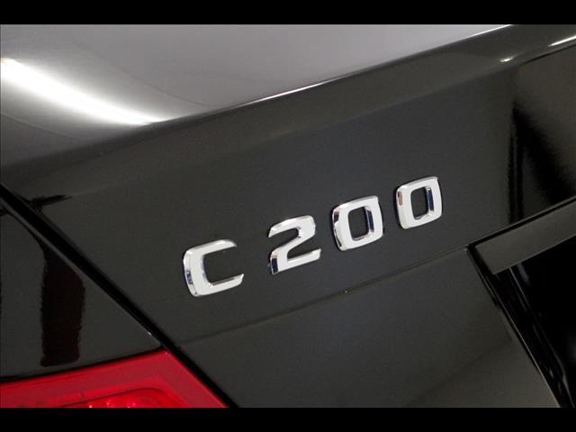 2008 MERCEDES-BENZ C200 KOMPRESSOR CLASSIC W204 SEDAN