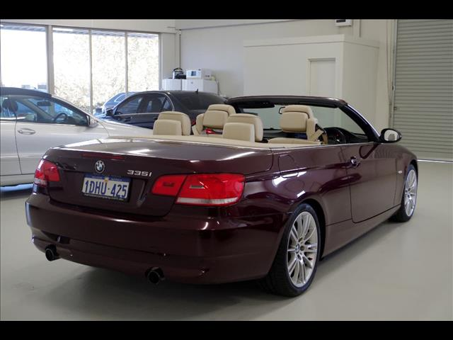 Used BMW Perth BMW I M SPORT E CONVERTIBLE For Sale - 2010 bmw 335i m sport