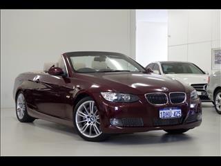 2010 BMW 335I M SPORT E93 CONVERTIBLE