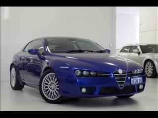 2007 ALFA ROMEO BRERA JTS (No Series) COUPE
