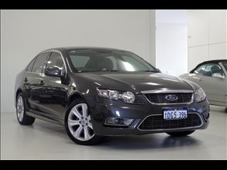 2010 FORD FALCON G6 Limited Edition FG SEDAN