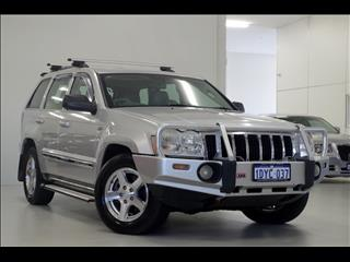 2006 JEEP GRAND CHEROKEE LIMITED NAVIGATOR WH WAGON