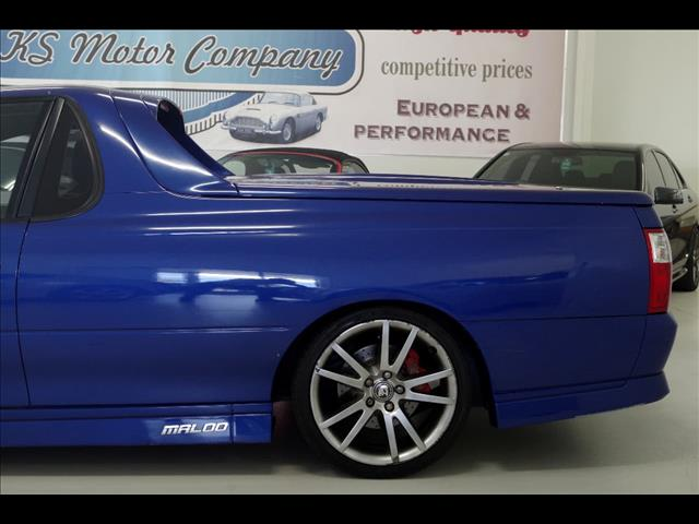 2004 HOLDEN SPECIAL VEHICLES MALOO R8 Z Series UTILITY