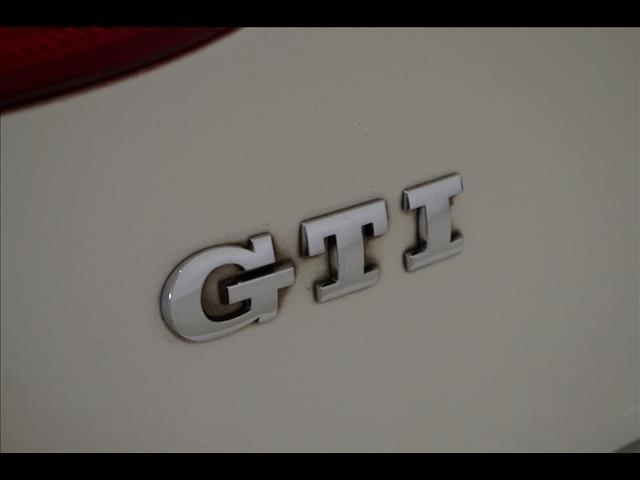 2008 VOLKSWAGEN GOLF GTI V HATCHBACK