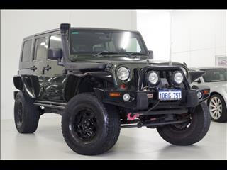 2009 JEEP WRANGLER UNLIMITED SPORT JK SOFTTOP