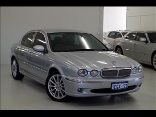 2008 JAGUAR X-TYPE LE X400 SEDAN