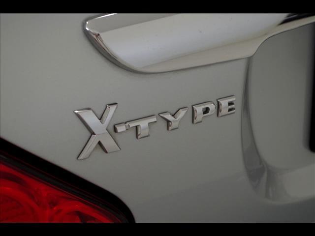 2008 JAGUAR X-TYPE LE X400 SEDAN
