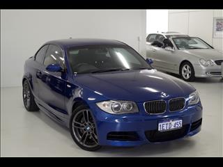 2009 BMW 135I SPORT E82 COUPE