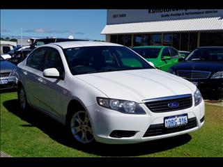2011 FORD FALCON XT FG SEDAN