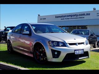 2006 HOLDEN SPECIAL VEHICLES CLUBSPORT R8 E Series SEDAN