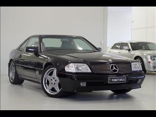 1992 MERCEDES-BENZ 500SL  R129 CONVERTIBLE