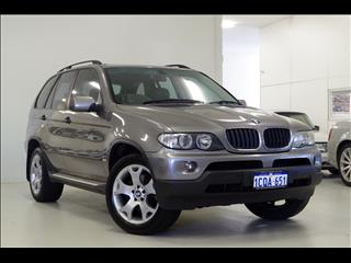 2004 BMW X5 D E53 WAGON