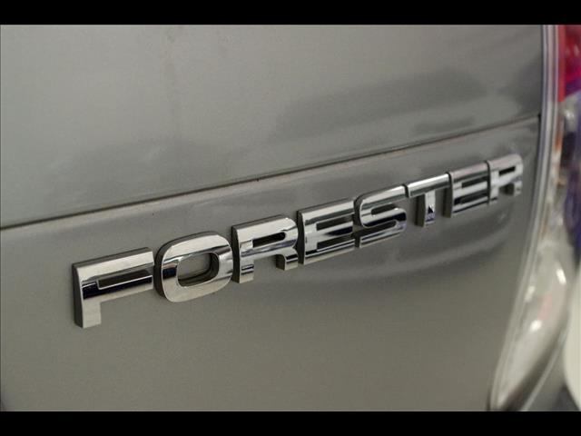 2010 SUBARU FORESTER X S3 WAGON