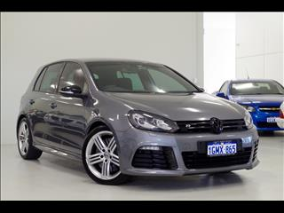 2012 VOLKSWAGEN GOLF R VI HATCHBACK