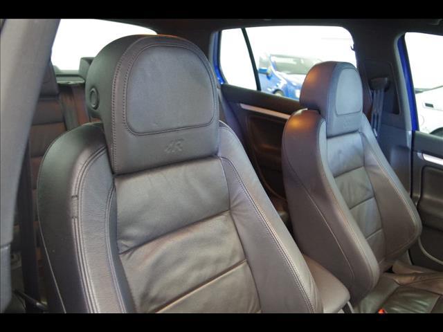 2007 VOLKSWAGEN GOLF R32 V HATCHBACK