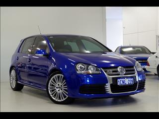 2007 VOLKSWAGEN GOLF R32 V HATCHBACK