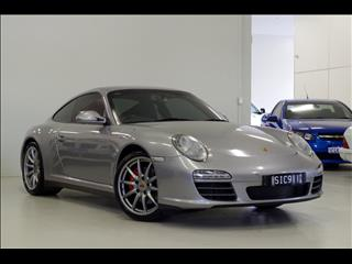 2009 PORSCHE 911 CARRERA 4S 997 Series II COUPE