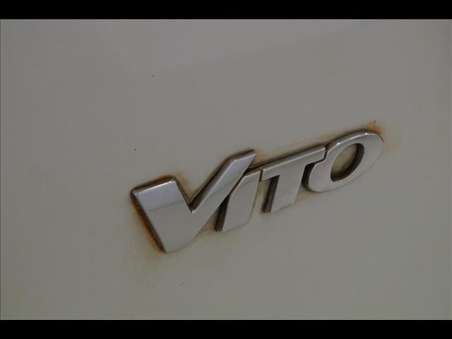 2006 MERCEDES-BENZ VITO 109CDI 639 VAN