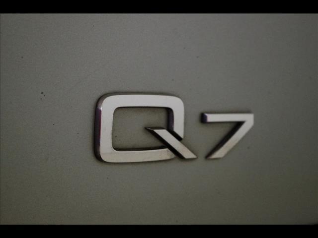2007 AUDI Q7 TDI (No Series) WAGON