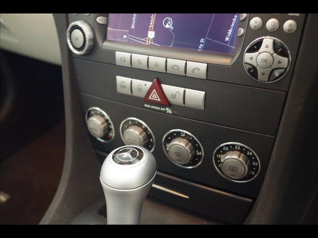 2005 MERCEDES-BENZ SLK350  R171 ROADSTER