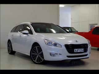 2012 PEUGEOT 508 GT (No Series) WAGON