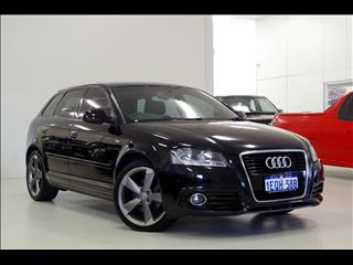 2013 AUDI A3 Ambition 8V HATCHBACK