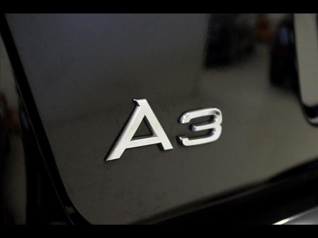 2013 AUDI A3 Ambition 8V HATCHBACK
