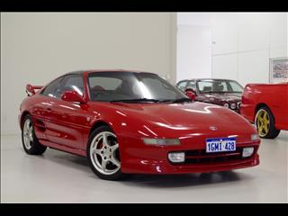 1990 TOYOTA MR2  (No Series) COUPE