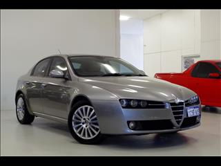 2008 ALFA ROMEO 159 JTS (No Series) SEDAN