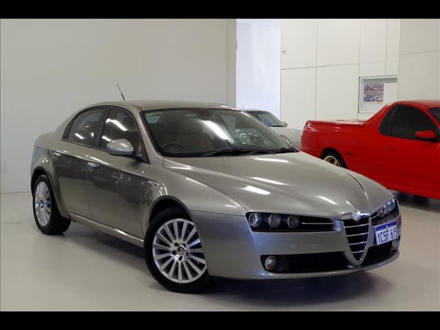 2008 ALFA ROMEO 159 JTS (No Series) SEDAN