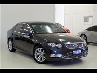 2009 FORD FALCON G6E FG SEDAN