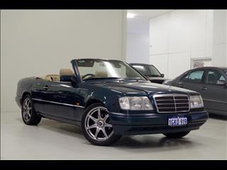 1995 MERCEDES-BENZ E220  W124 CABRIOLET