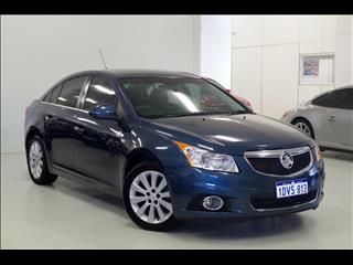 2012 HOLDEN CRUZE CDX JH Series II SEDAN