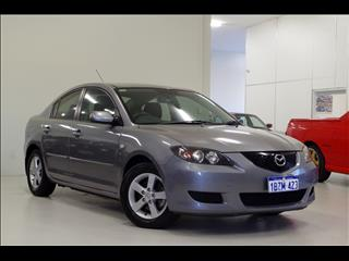 2005 MAZDA 3 Maxx BK Series 1 SEDAN