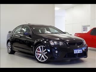 2007 HOLDEN SPECIAL VEHICLES CLUBSPORT R8 E Series SEDAN