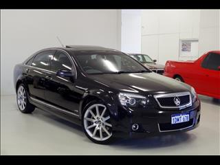 2010 HOLDEN CAPRICE V WM Series II SEDAN