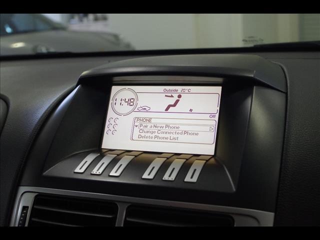 2009 FORD FALCON UTE XR6 Turbo FG UTILITY