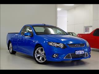 2009 FORD FALCON UTE XR6 Turbo FG UTILITY