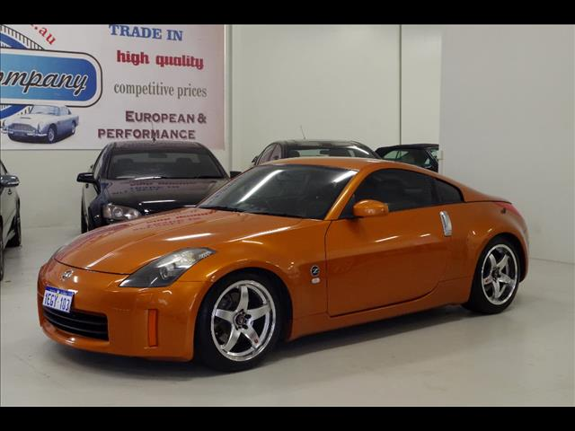 2007 NISSAN 350Z Touring Z33 COUPE