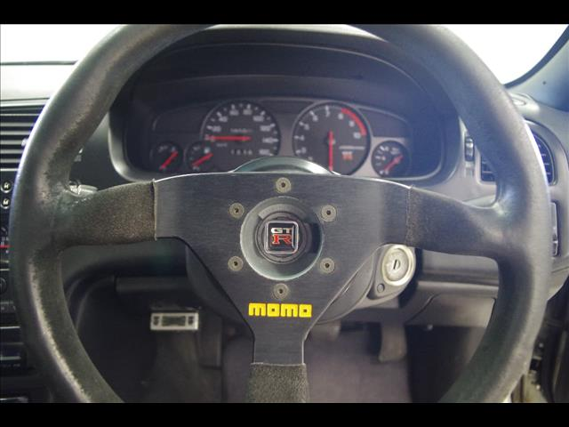 1995 NISSAN SKYLINE GT-R BCNR33 COUPE