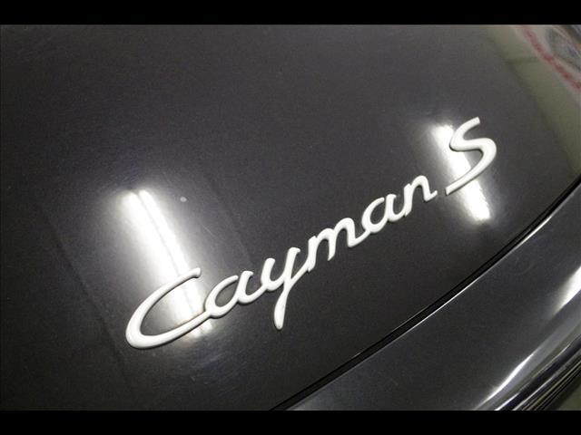 2006 PORSCHE CAYMAN S 987 COUPE