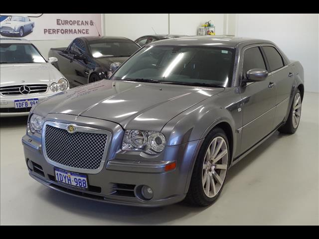 2006 CHRYSLER 300C SRT-8 (No Series) SEDAN
