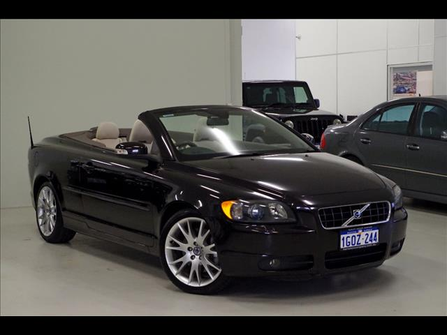 2008 VOLVO C70 T5 (No Series) CONVERTIBLE