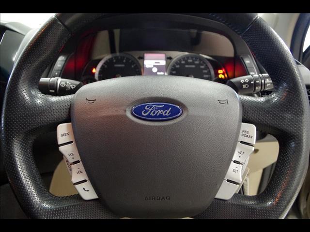 2010 FORD FALCON G6E Turbo FG SEDAN
