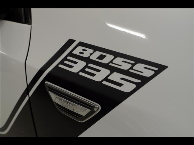 2010 FORD PERFORMANCE VEHICLES GT Boss 335 FG SEDAN