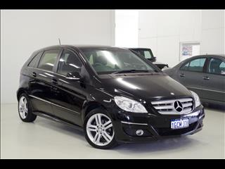 2011 MERCEDES-BENZ B180  W245 HATCHBACK